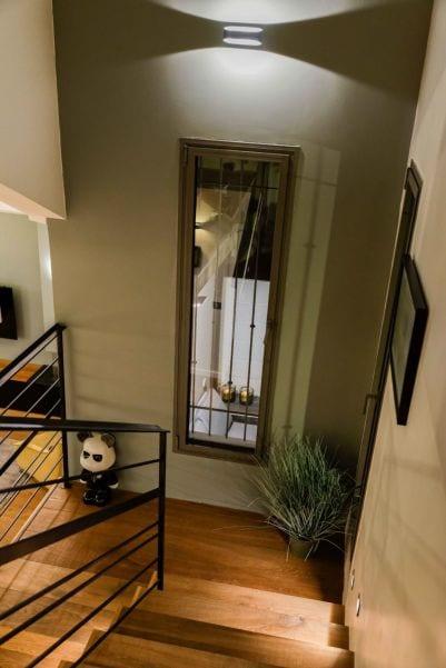 מדרגות מעוצבות, עיצוב שרי בר-נע גבעון light-design