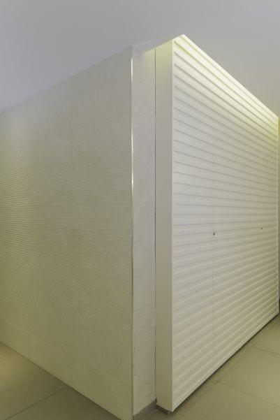 שיפוץ לובי ברמת אביב, עיצוב שרי בר-נע גבעון light-design