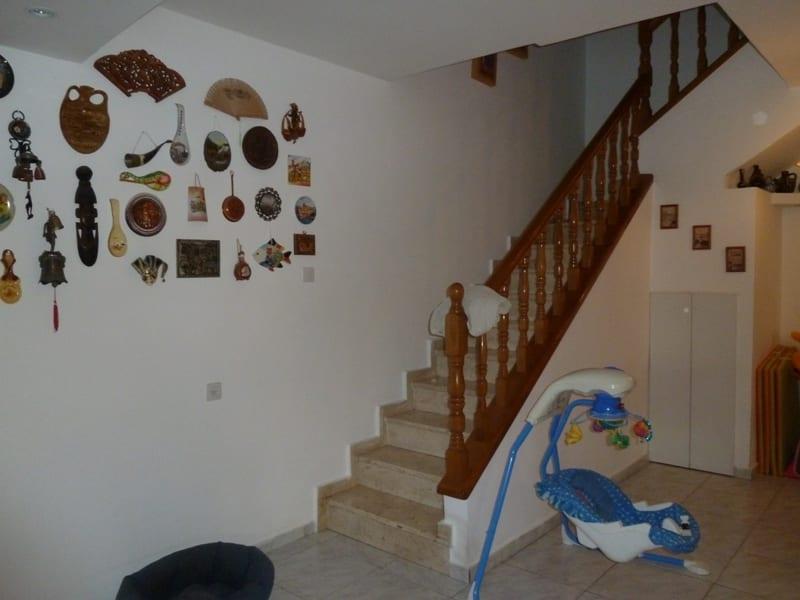 דירת גן במודיעין מדרגות תמונה לפני שרי בר-נע גבעון light-design