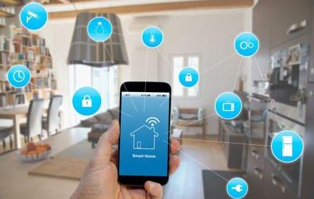 אפליקציות שליטה בבית חכם